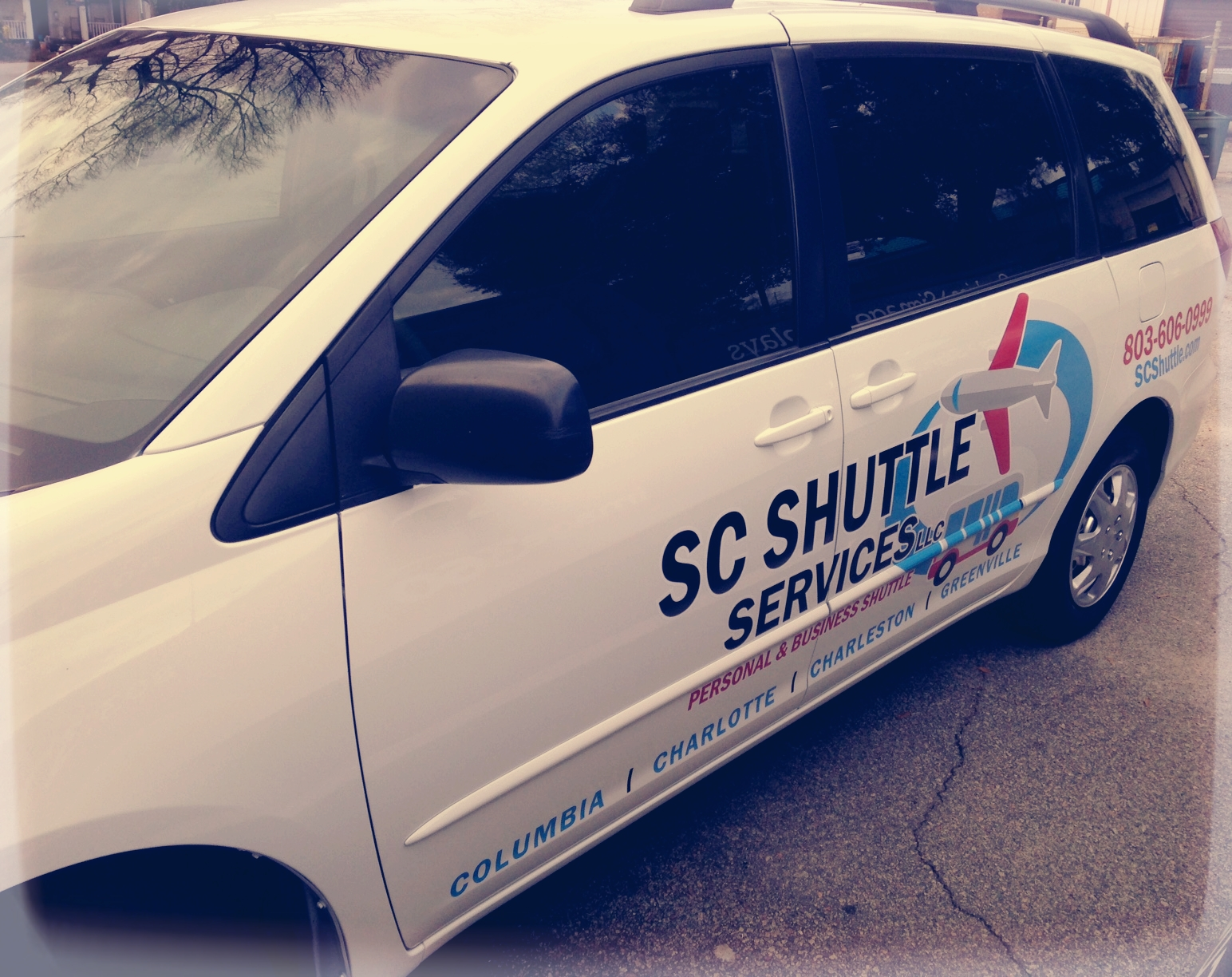 SC Shuttle About Us - The story behind SC Shuttle Services